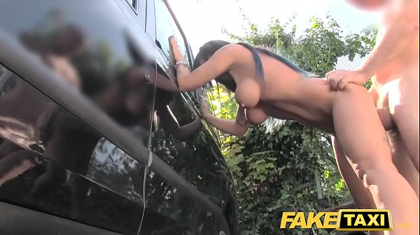 Fake Taxi massage ends in huge facial after fuc...