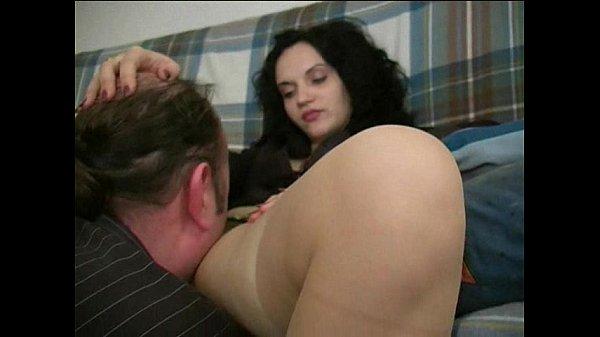 Порно с волосатой зрелой любовницей