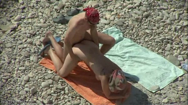Nude at a beach sex Having