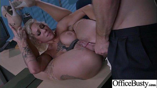 Sex In Office With Busty Slut Horny Girl (Harlow Harrison) vid-25