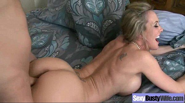 (brandi love) Hot Mommy With Big Juggs Enjoy Intercorse movie-08