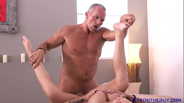 Hold onto your Tits, McKenzie, Marcus London is Cuming in for a Landing! Thumb