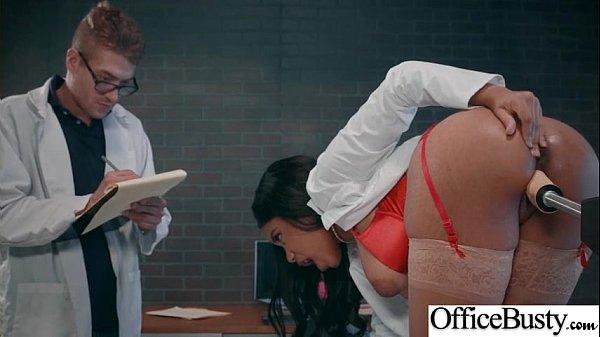 (Jenna J Foxx) Round Huge Tits Office Girl Enjoy Hard Intercorse clip-12 Thumb