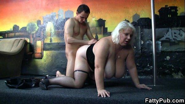 Il più grasso enorme porno donne