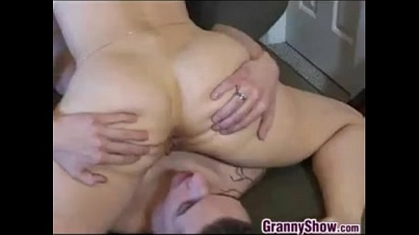 Granny Getting Her Pussy And Ass Licked