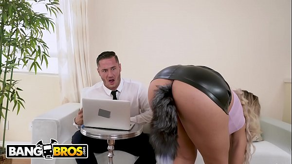 BANGBROS - Latin MILF Secretary Assh Lee Gets Her Asshole Stretched By Her Boss Thumb