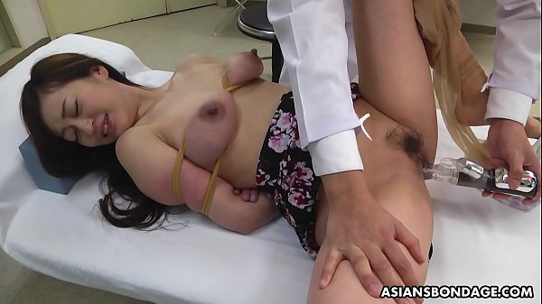 Maria Ono receives a proper pussy treatment in the hospital Thumb