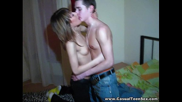Casual Teen Sex - Girl Nastia at the student party teen-porn Thumb
