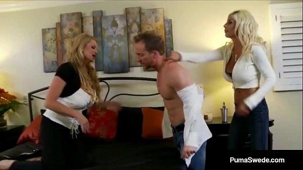Госпожа и секс с семейной парой