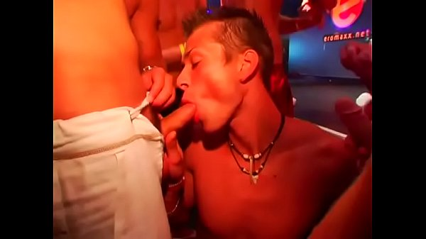 Avid homos non-stop fucking every other all night long