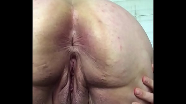 Playing with my ass