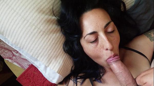Camilla Lux gets HUGE facial