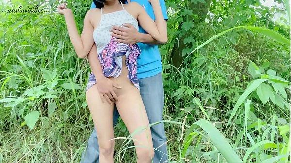 cute desi teen full naked fuck in jungle