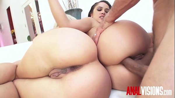 Anal Visions ATM Threesome Kristina Rose