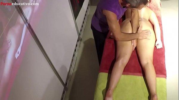 Demostración de masaje erótico : Parte I ADR072 Thumb