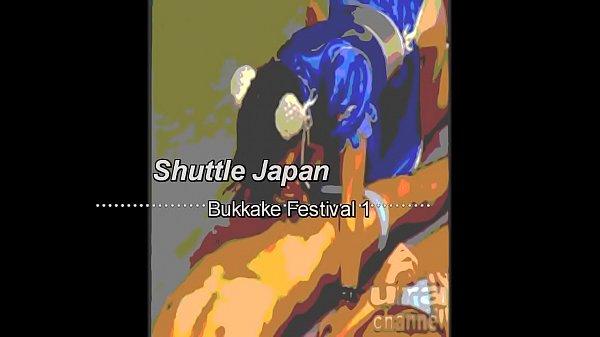 Shuttle Japan - BF-01 Bukkake Festival 01