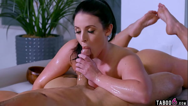 Huge boobs MILF pornstar Angela White best porn compilation video