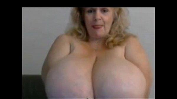 Старушки с гигантскими сиськами видео