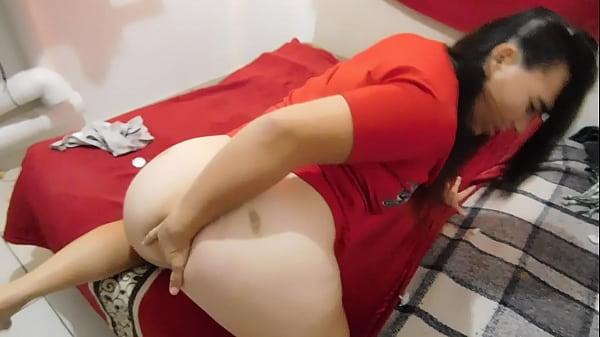 la chakalosita masturbandose con sus mini deditos Thumb