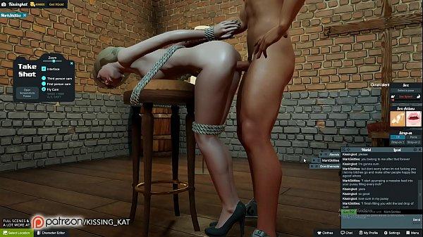 Эротические фотки клубных лезбиянок