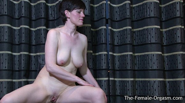 Multi Orgasmic MILF Pops Out Pussy Pulsating Orgasms Thumb