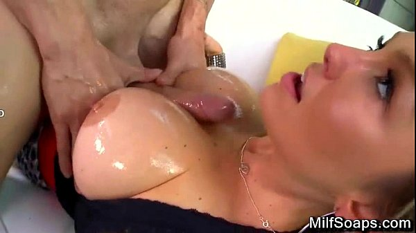 Titty Fucking BLonde MILF Abbey Brooks – MilfSoaps.com