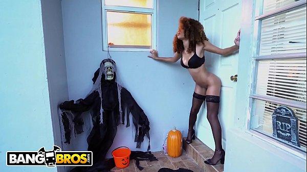 BANGBROS - Naughty Cecilia Lion Demands A Treat & Count Jmac Delivers Thumb