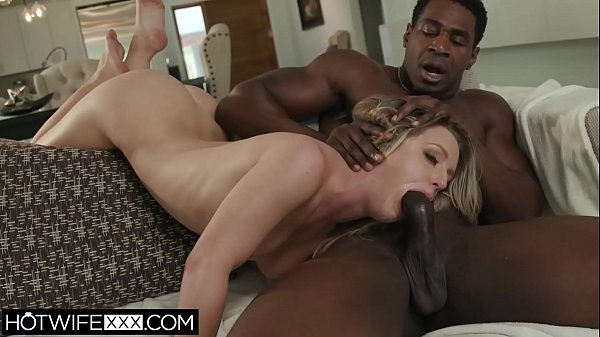 Shared Wife Kate Takes BBC Black Bull Creampie