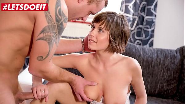 LETSDOEIT - (Anabell & Thomas Lee) Busty Czech Teen Fucks Hard With A Nice Guy Abroad