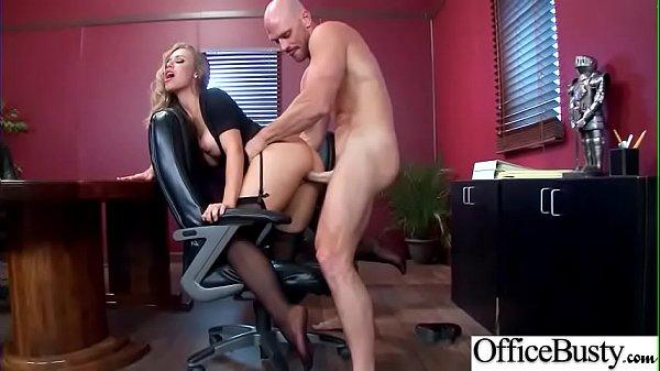 Hardcore Sex With Hot Sluty Busty Office Girl (Nicole Aniston) mov-22