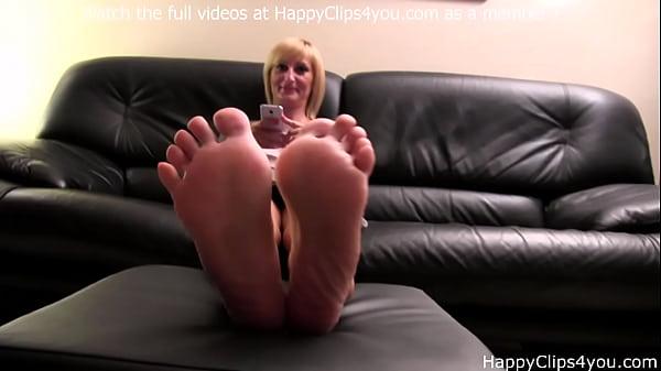 Amanda soles play foot fetish video Thumb