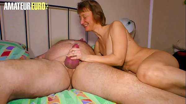 AMATEUR EURO - German Adult Couple In Real Homemade Porn Movie Thumb