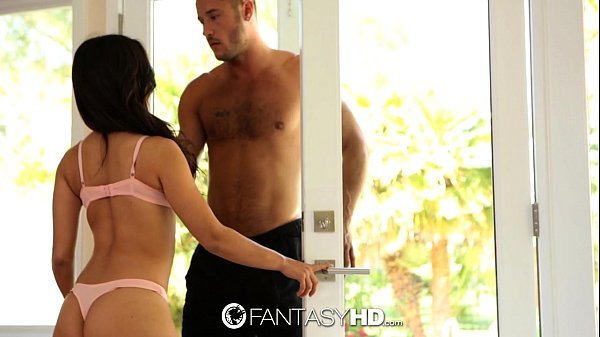 FantasyHD - Sexy Jynx Maze anal creampie with Danny Mountain