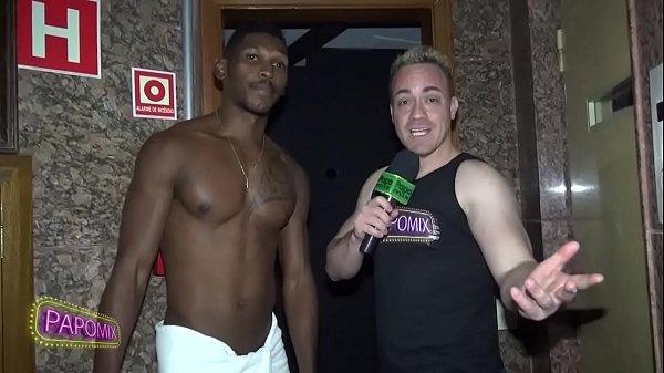 #Suite69 - Pornstar Kadu Castro invade o dark-roon do Club Rainbow em São Paulo