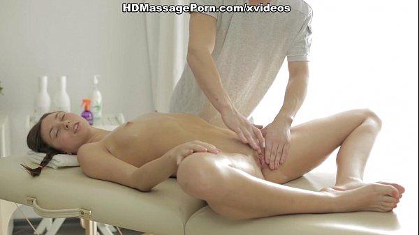 Hot massage girl enjoys the wildest fucking session scene 1 Thumb
