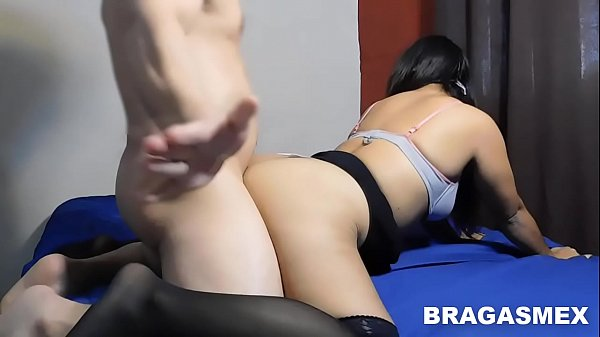Part 2 - sex after the party, she having horny big ass and use thong Thumb