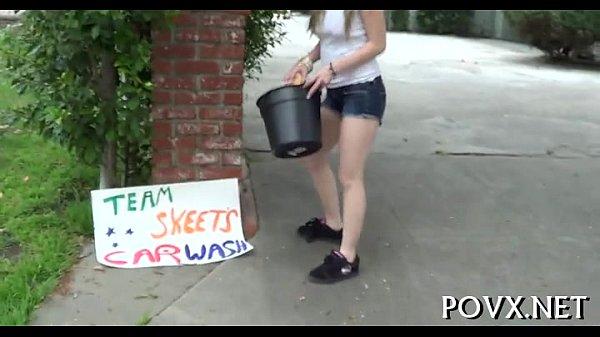 Cassy Lynn In Cool Blowjob Xvideo Thumb