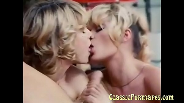 Retro porn video with amazing 70s group sex