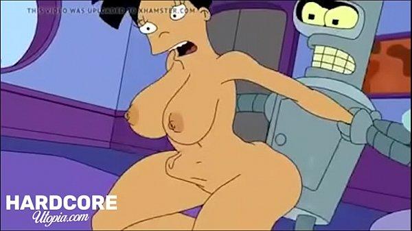 Sexy Futurama Porn Scene Thumb