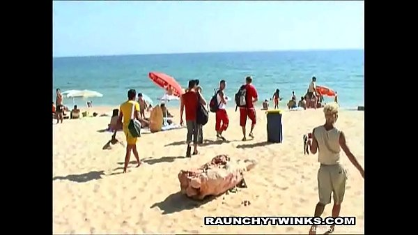 2018-11-11 15:56:45 - Two Horny Twinks Fucking On The Beach 10 min  http://www.neofic.com