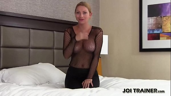 Lets see how fast I can make you cum JOI