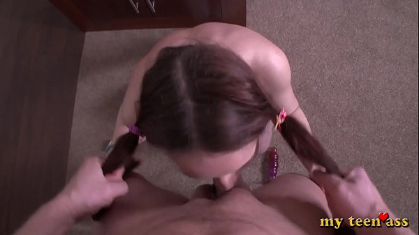 My Teen Ass - Dady Punishes Step Daughter With ...