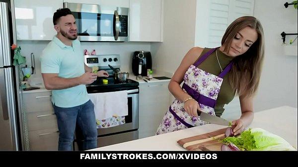 FamilyStrokes - Big Ass Milf (Havana Bleu) Teas...
