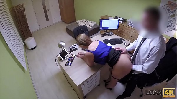 LOAN4K. Student chick gives her pussy to stranger for necessary cash