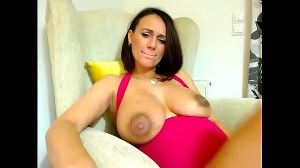 Stunning pregnants porn webcam show xxx