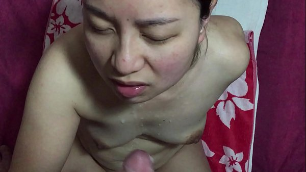 Asian MILF - So Much CUM for a Young Guy
