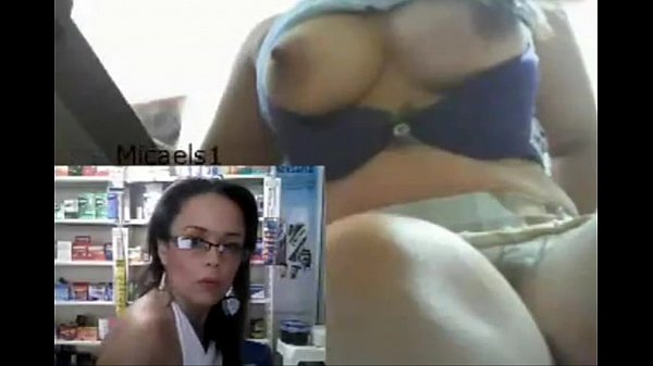 Horny milf working and masturbating at the pharmacy part 2 - getmyCam.com