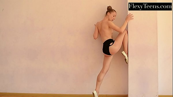 Anna Mostik the hot Russian gymnast