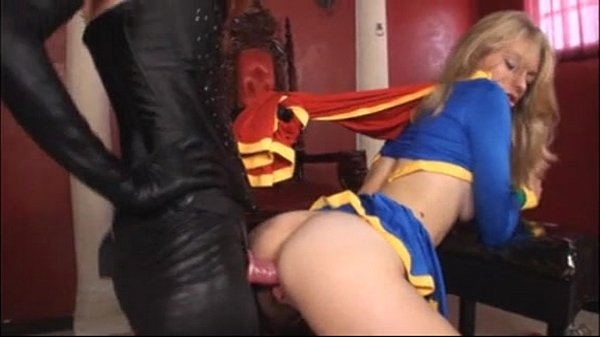 The Violation of Super Girl - Alli Rae, Kendra James Thumb