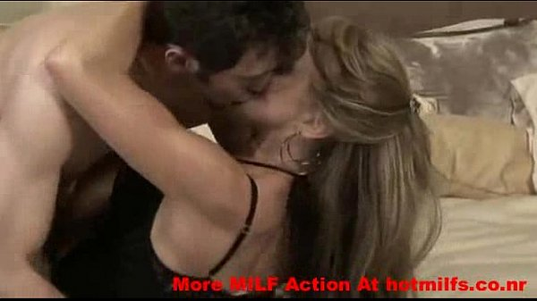 Mature Hot MILF Has Her Pussy Pounded By Young Man – More MILF Action At hotmilfs.co.nr Thumb